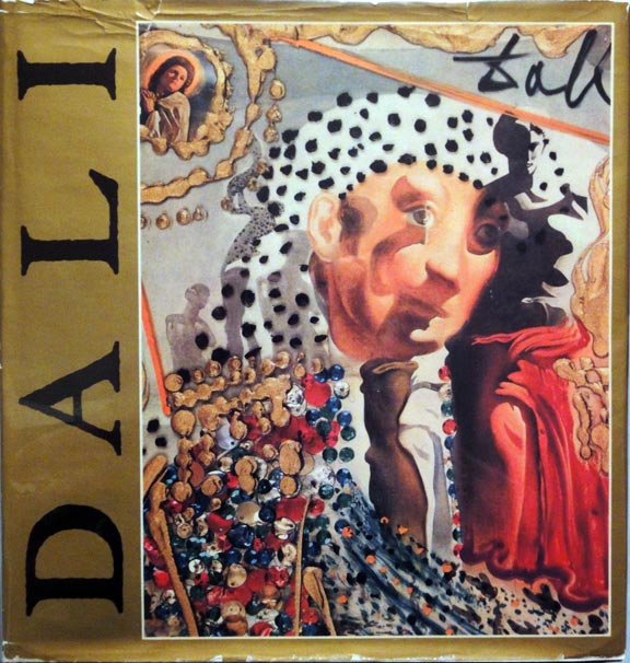 Salvador Dali Book Collector: Dali by Luis Romero (Spanish