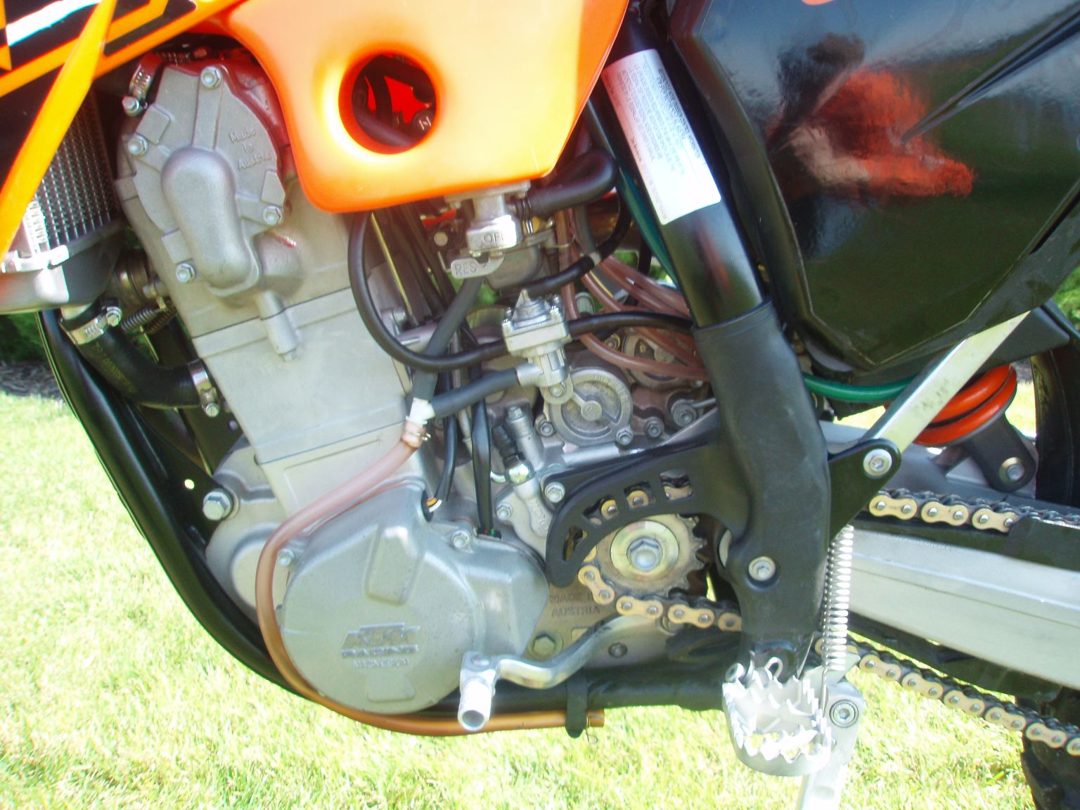 Ktm 525 Adventure Project Fuse Box On Motorcycle