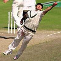 Ricky Ponting's spectacular catch