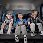 Planning a long road trip with kids