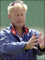 Former English Cricketer, Fast Bowlerm Graham_Dilley