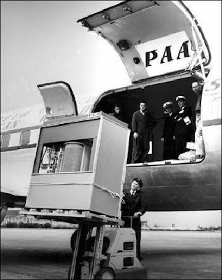 A 5MB Hard Disk Drive (HDD) of 1956