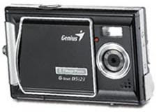 Genius G-Shot D5123 5.0 megapixel CMOS digital camera