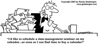 Tips and Tricks for Time Management at Work