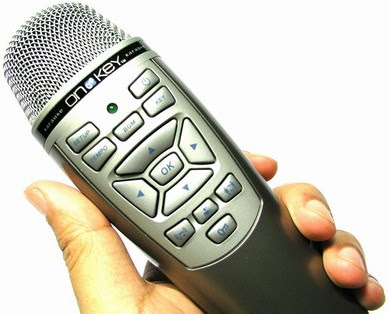 Perfecting Pitch with IVL Technologies' On-Key Karaoke Hand Held Microphone cum Player
