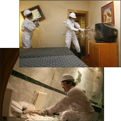 Roomolition: Stressed Guests Trash Rooms and Bathrooms at NH Hotels in Madrid Spain