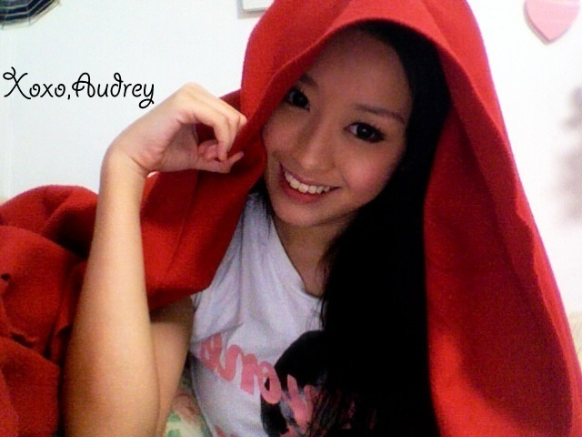 Singapore Girls Blog: Audrey Li Ting Update