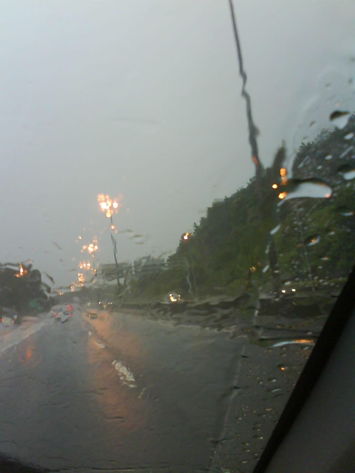 amalinis diary Hujan oh Hujan