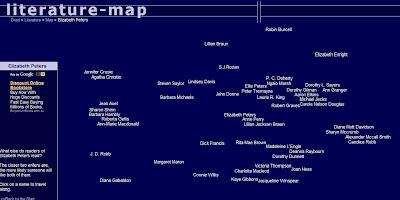 literature+map