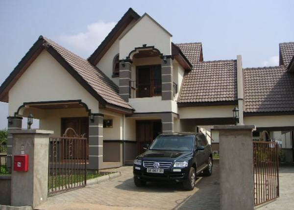 Real Estate In Africa House For Sale In Sakumono Tema Ghana