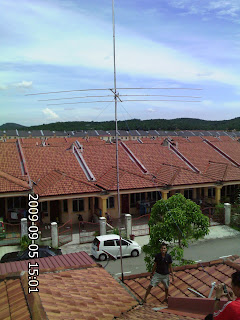 DalBeam Antenna by 9W2DAL: The Making of 4 element Yagi for
