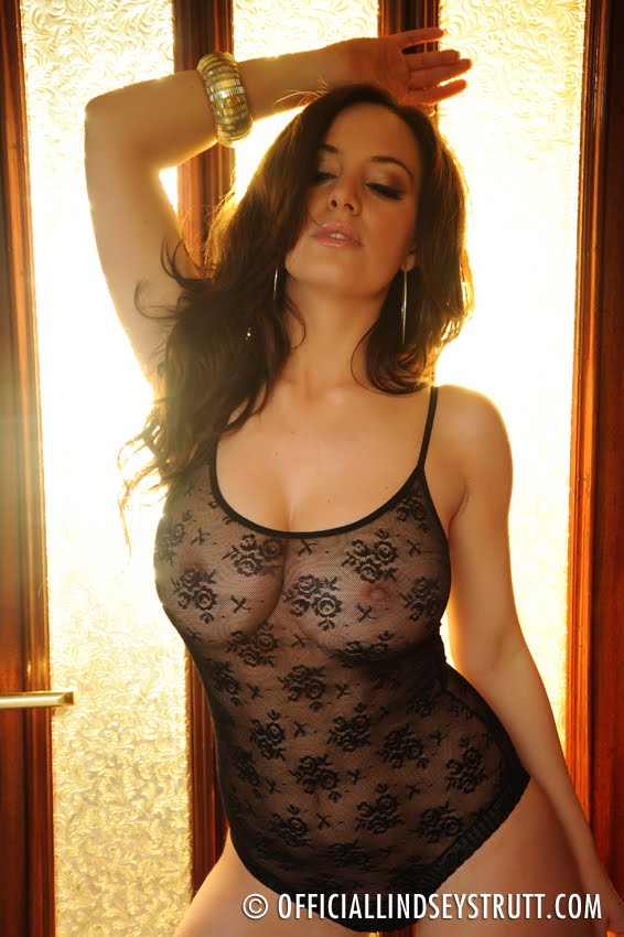 Everything, that lindsey strutt see through apologise, but