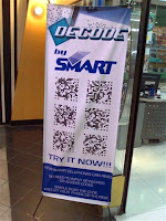Smart DECODE mobile codes based on ConnexTo technology