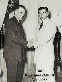 Mosadegh_Mirfetros_28 Mordad_Iran_ Tudeh Party_Shah_Zahedi