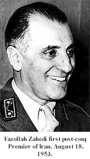 Gerenal Zahedi