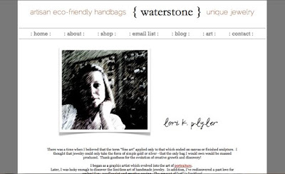 waterstone artisan handbags & jewelry lori plyler