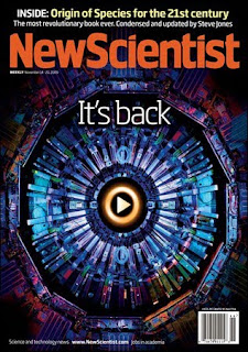 New Scientist more populist science on the Large Hadron Collider