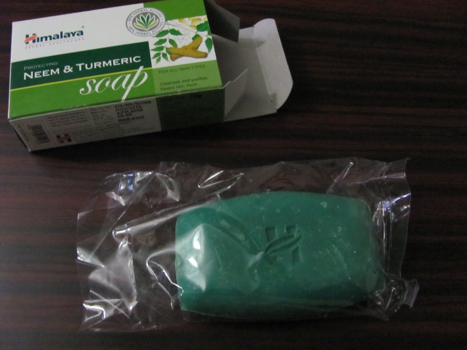Review Of Beauty Products Review Of Himalaya Neem
