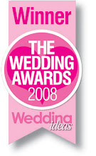 Beverly Pearce is the Best UK Wedding Planner 2008