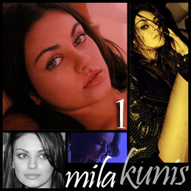 Mila Kunis is the cure for heartbreak