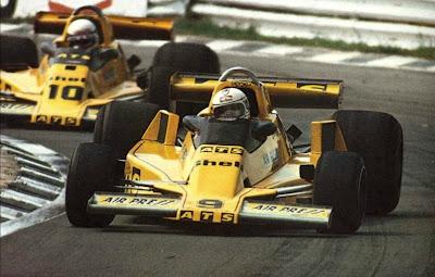 GP da Inglaterra de F1, Silverstone em 1978 - continental-circus.blogspot.com
