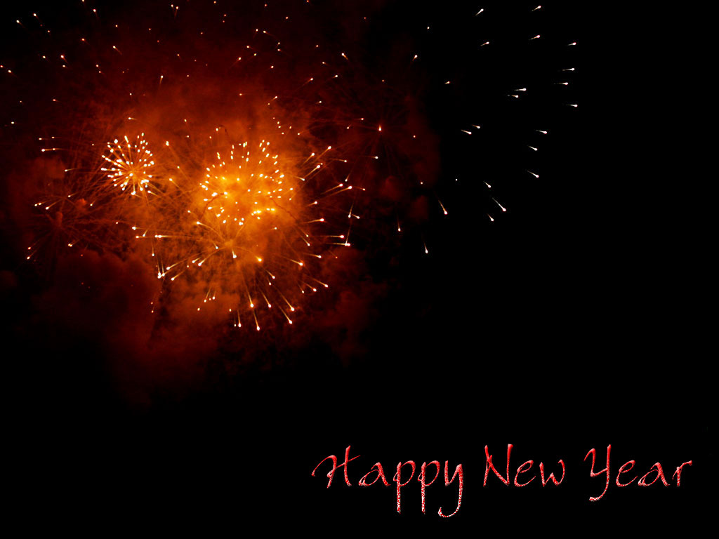 Happy New Year Wallpapers & Backgrounds Free Download