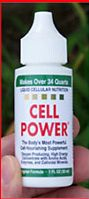 CELLPOWER FOR ULTIMATE HEALTH