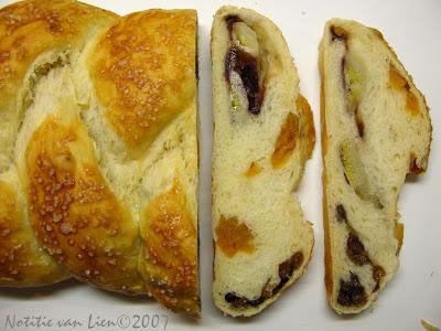 Chestnut-Walnut Bread