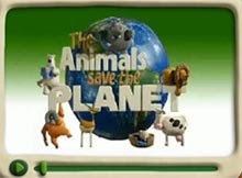 THE ANIMALS SAVE THE PLANET