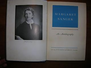 a biography of margaret sanger The autobiography of margaret sanger has 112 ratings and 14 reviews laura said: i have a bit of hero worship for margaret sanger i love that she spent.