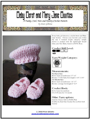 Knit-O-Matic Free Knitting & Crochet Patterns
