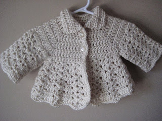 Free Crochet Baby Sweater Patterns - About