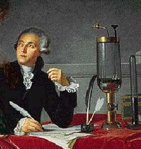 Mil y un cosas de Lavoisier: Antoine-Laurent de Lavoisier (1743-1794)