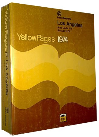 How to get a yellow pages phone book