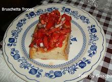 Bruschetta Tropea