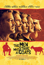 "New movie explores transcendent warfare: ""Men Who Stare at Goats"""