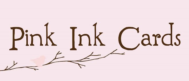 pink ink cards