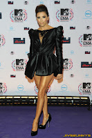 Eva Longoria MTV Europe music awards 2010