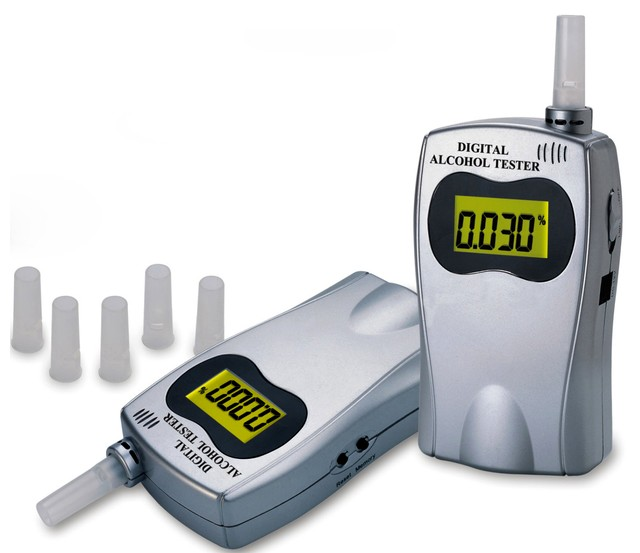 Safe Mate-T - Digital Personal Alcohol Detector