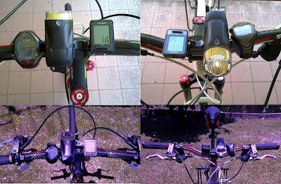 OXIM RS3 bike light