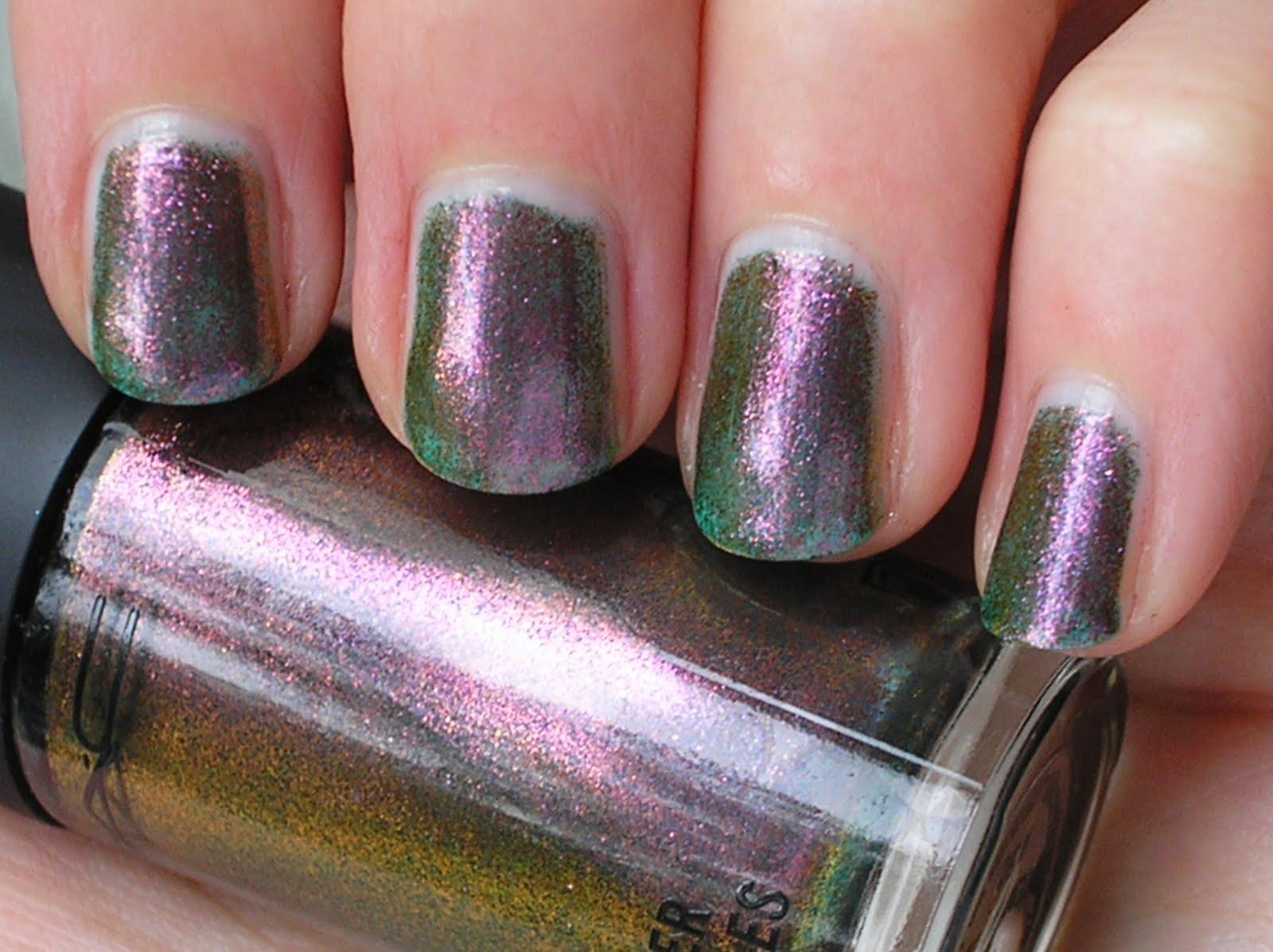 Never Enough Nails: October 2010