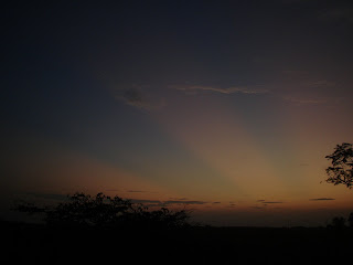 Sunrise At Manipal - End Point