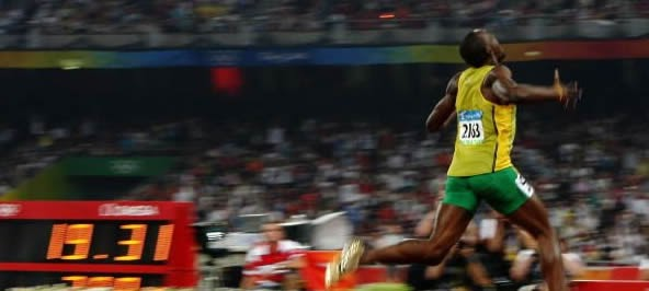 The Mad Professah Lectures: Usain Bolt Wins Olympic 200m ...