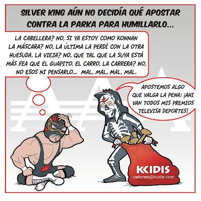 Monoluchas De Kcidis Marzo 2009