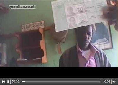 Riggat val i Zimbabwe