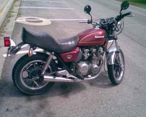 kawasaki 550 2