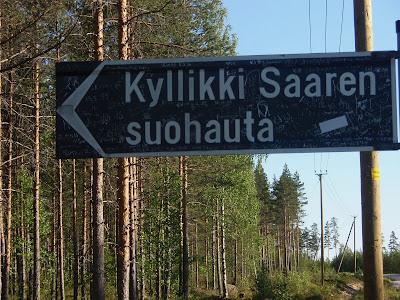 Kyllikki Saaren Suohauta
