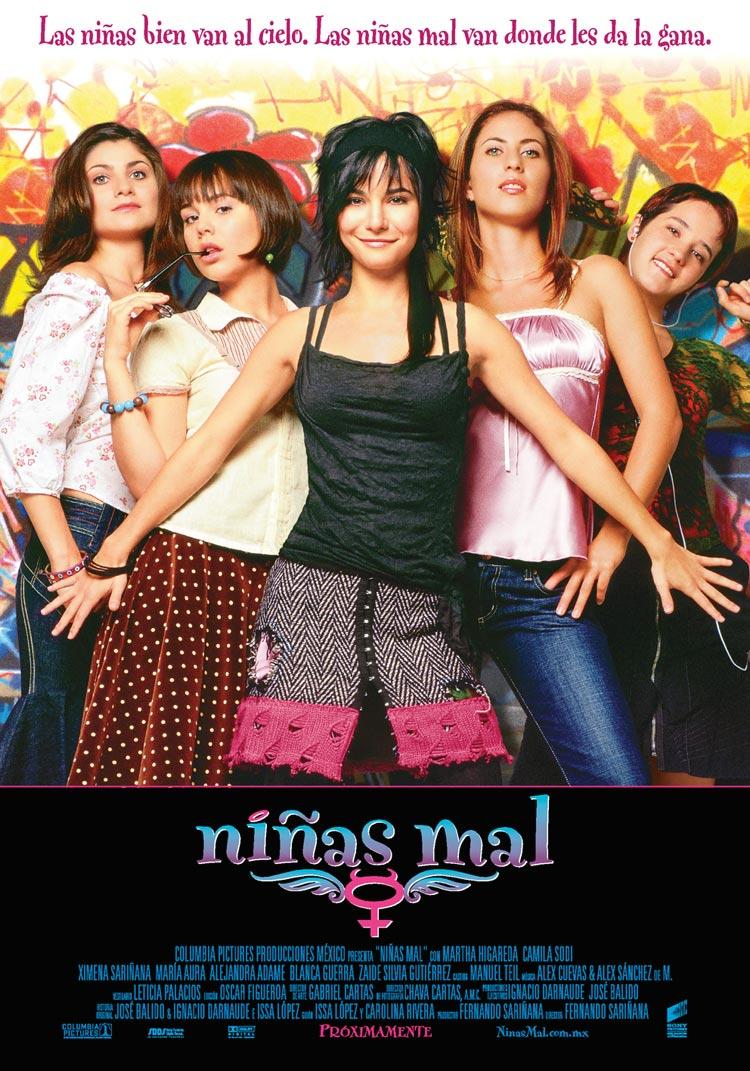 Ninas Mal movie