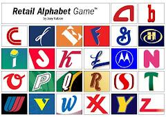 retail alphabet