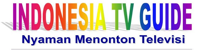 INDONESIA TV GUIDE